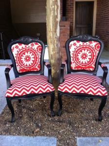 THRONE Upholstery