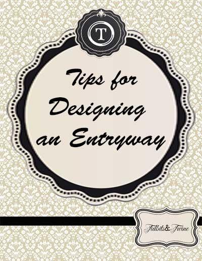 Designing An Entryway