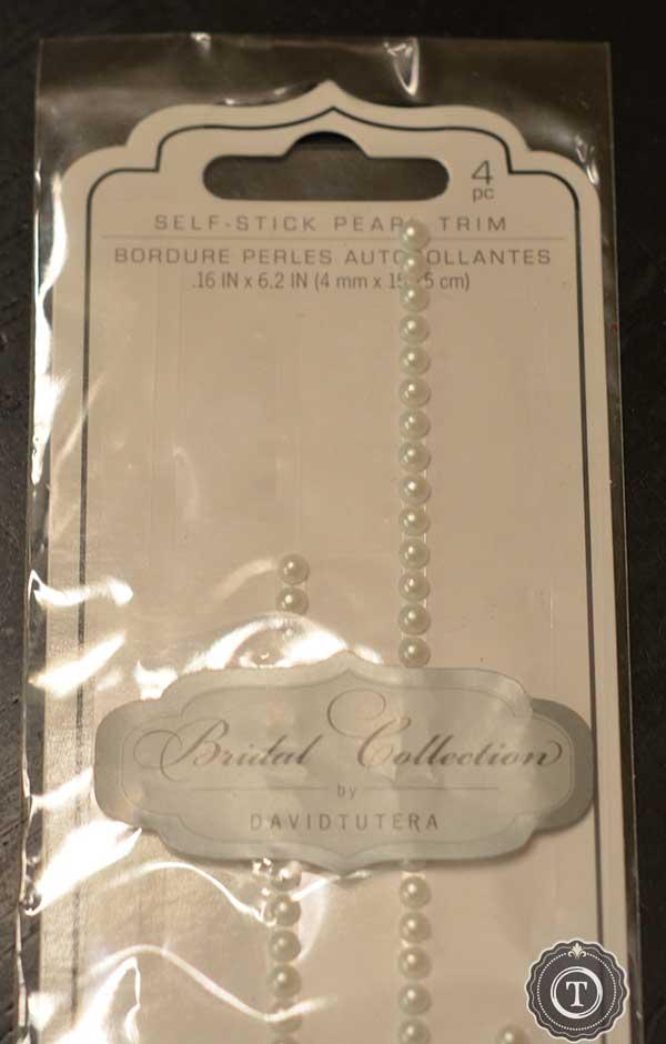 Adhesive Pearls