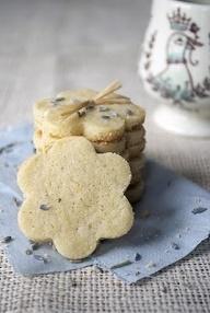 Lavender and Lemon Cookies by Batter&Bake