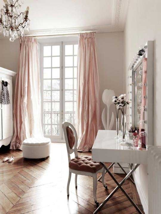 Blush Dressing Room