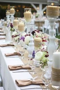 Casual Elegance Tablescape2