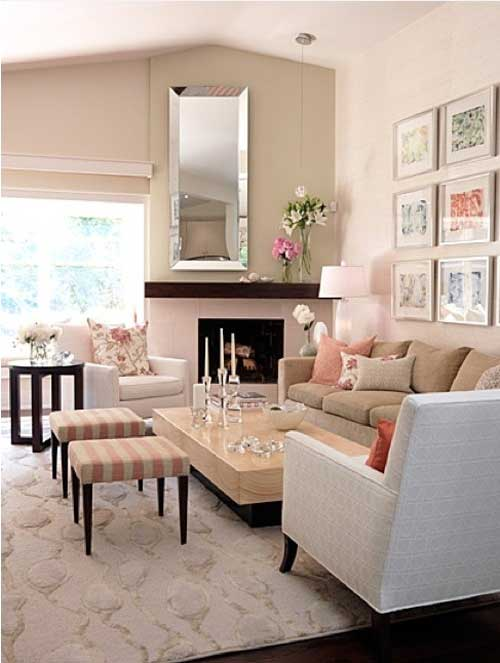 Contemporary Blush