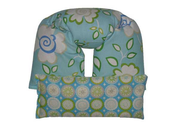 Lavender Neck Wrap Little Peeps Pillows