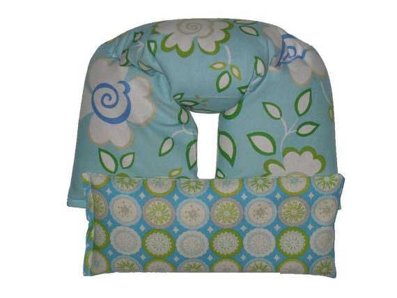 Lavender Neck Wrap Little Peeps Pillows
