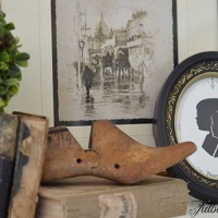 How to Decorate with Silhouettes - Tidbits&Twine