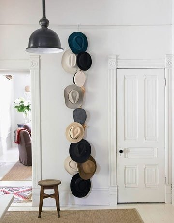 Hat Collection Wall Art