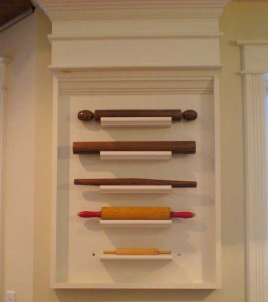 Rolling Pin Collection by Size