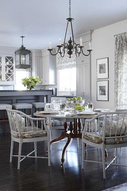 Romantic Rustic Dining Room10