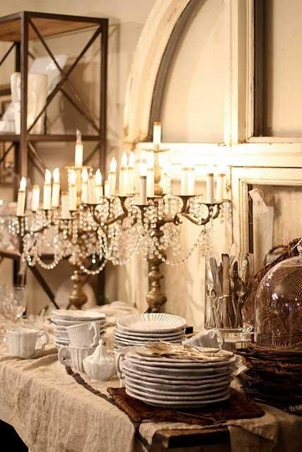 Romantic Rustic Dining Room2
