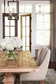 Romantic Rustic Dining Room4