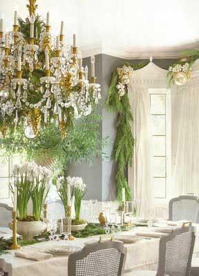 Romantic Rustic Dining Room5