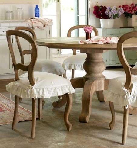 Romantic Rustic Dining Room9