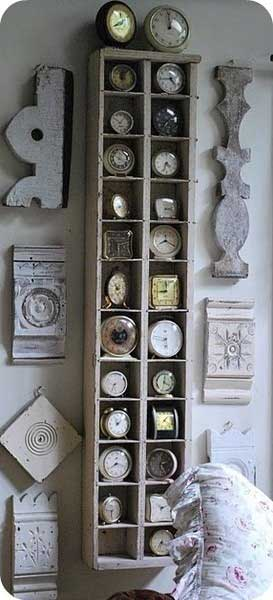 Vintage Clock Collection
