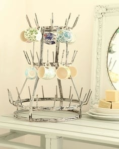 Bottle Rack - Mug Holder