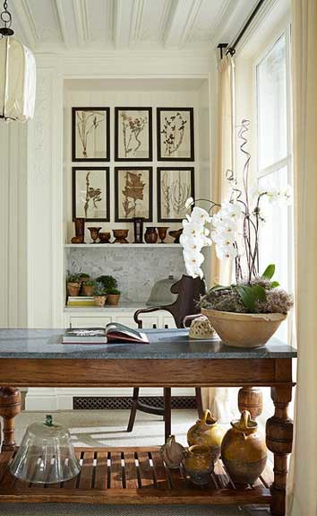 French Inspired Office - Tidbits&Twine 15