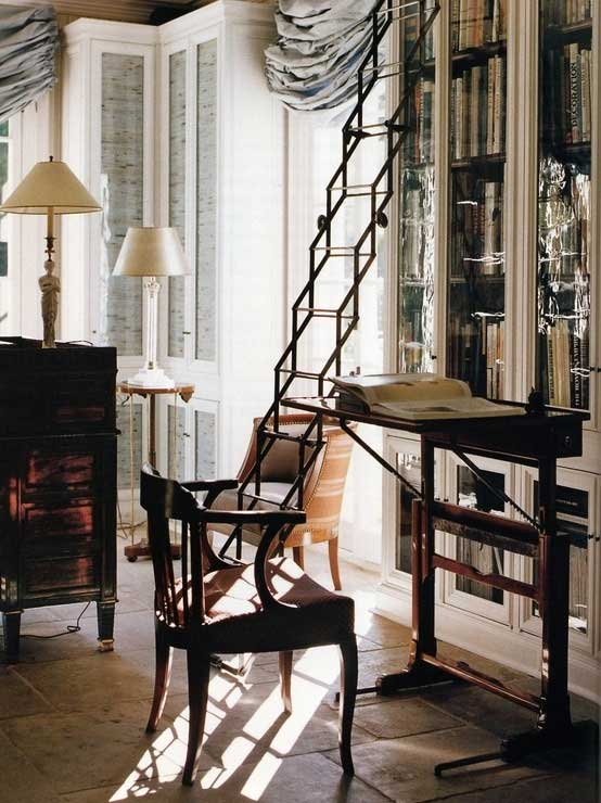French Inspired Office - Tidbits&Twine 17