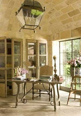 French Inspired Office - Tidbits&Twine 9