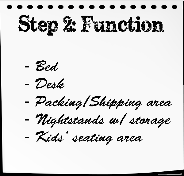 Step 2  Function Tidbits&Twine