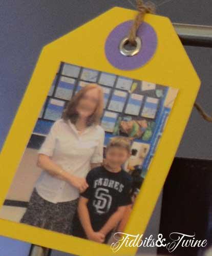 Teacher Appreciation Gift Tag - Tidbits&Twine