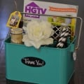 Teacher Appreciation Kickin Back Caddy Desk Organizer - Tidbits&Twine