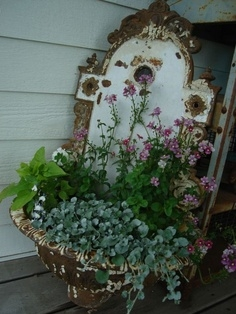 Wall Sink -  Garden Container 2