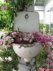 Wall Sink -  Garden Container 3