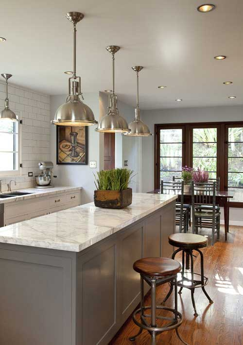 Beazer Kitchen Island Lights