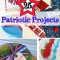 25 Patriotic Projects Tidbits&Twine
