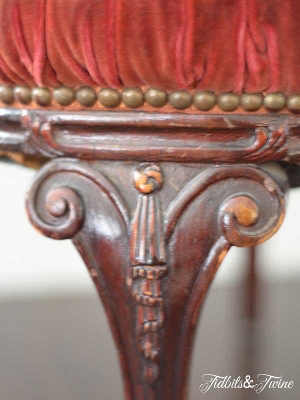 Antique Chair 3 Tidbits&Twine
