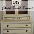 DIY Chalk Paint Project Tidbits&Twine