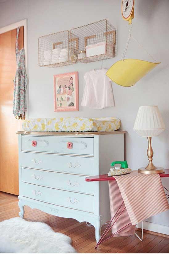 Dresser Changing Table Tidbits&Twine