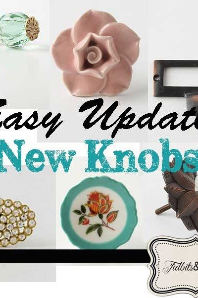 Tidbit Tuesday: Knob and Drawer Pull Drama!