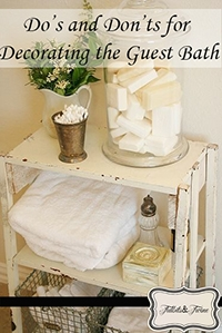 How to Decorate the Guest Bath