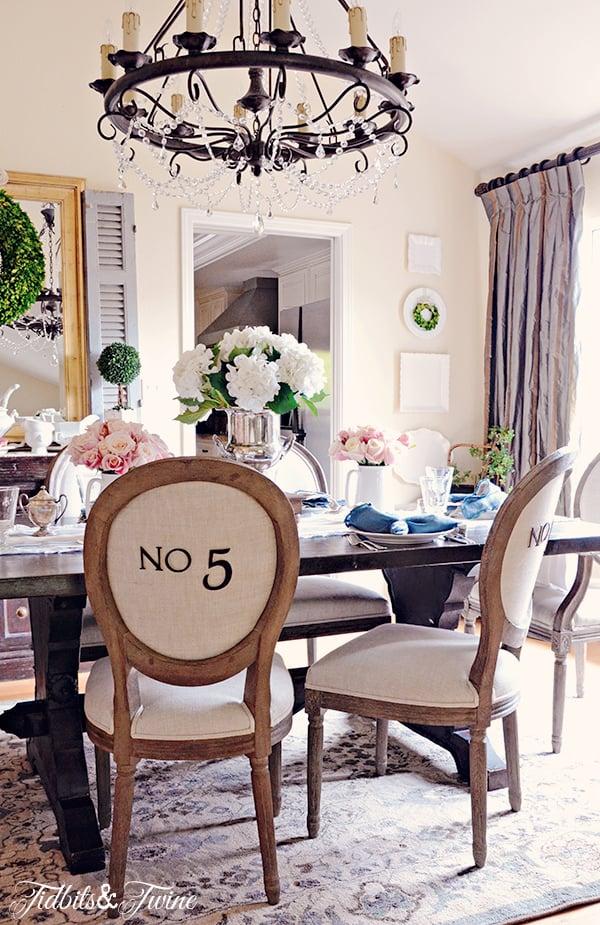 TIDBITS & TWINE Dining Room REV2