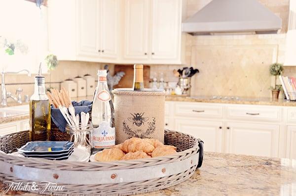TIDBITS & TWINE Kitchen 2014