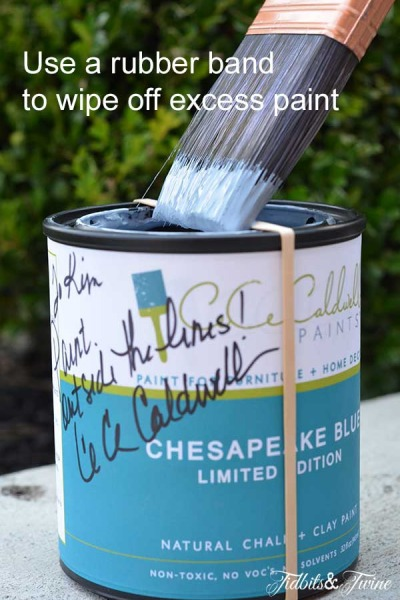 Tidbit Tuesday: Mess-Free Painting Tip