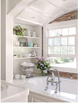 Tidbits & Twine Sophisticated Bathroom 6