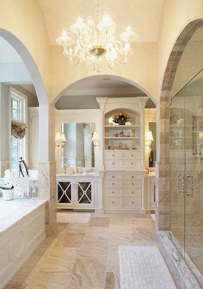 Tidbits & Twine Sophisticated Bathroom
