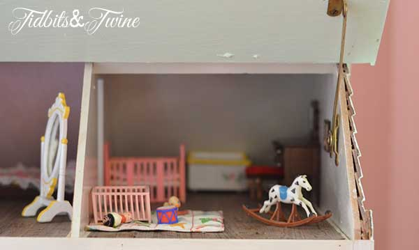 Tidbits&Twine Handmade Dollhouse 16