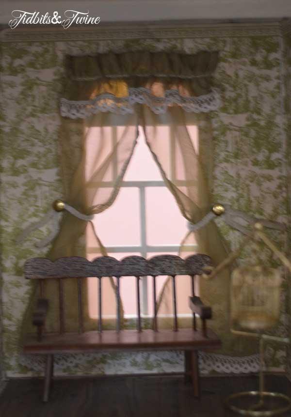 Tidbits&Twine Handmade Dollhouse 17