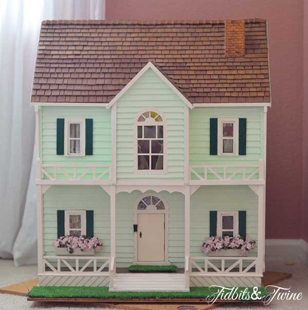 Take A Tour Of My Doll House