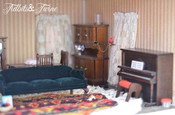 Tidbits&Twine Handmade Dollhouse 7