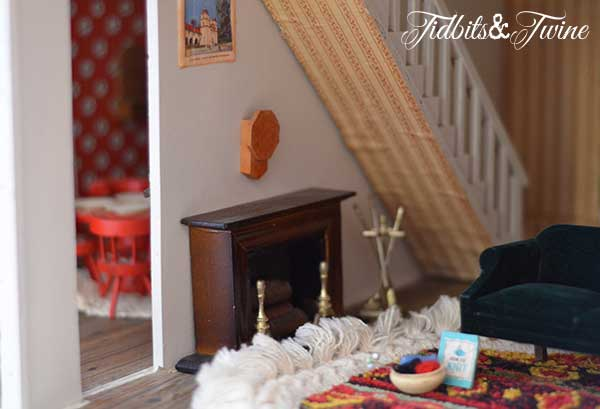Tidbits&Twine Handmade Dollhouse 8