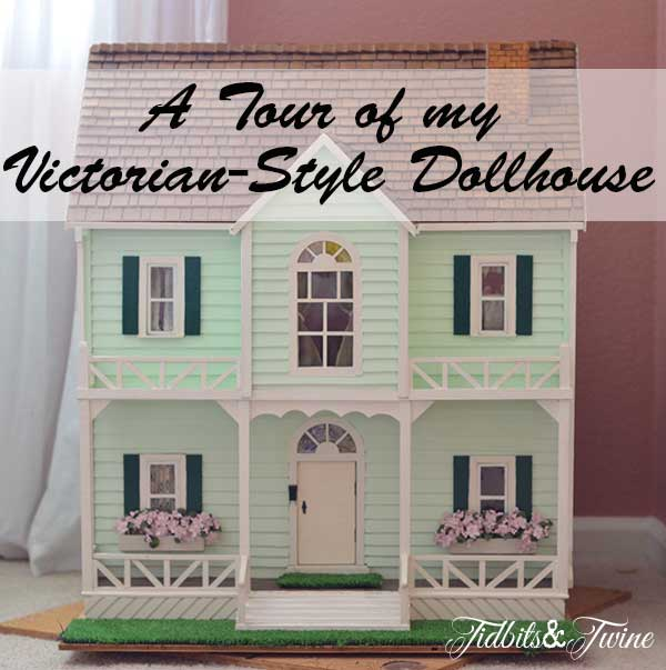 Take a Tour of My {Doll}House