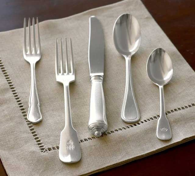 Vintage Silver Everyday Decorating Ideas