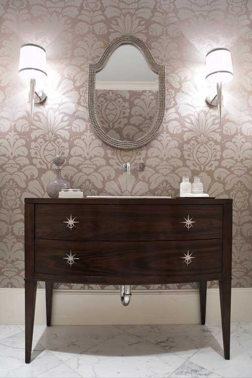 modern-bathroom Tidbits&Twine
