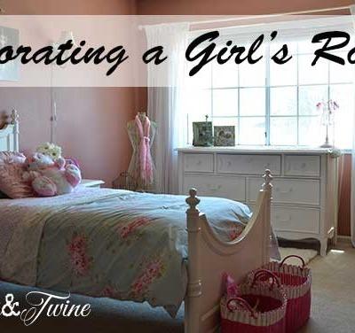 Room Tour: My Daughter's Bedroom