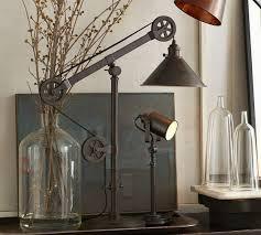 Pottery Barn Warren Task Lamp