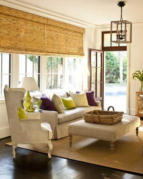 Tidbits & Twine Upholstered Ottoman